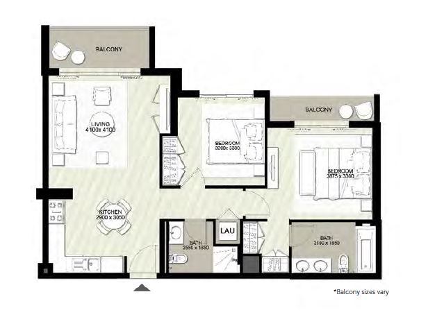 nshama town square rawda 2 apartment 2bhk 2756sqft61