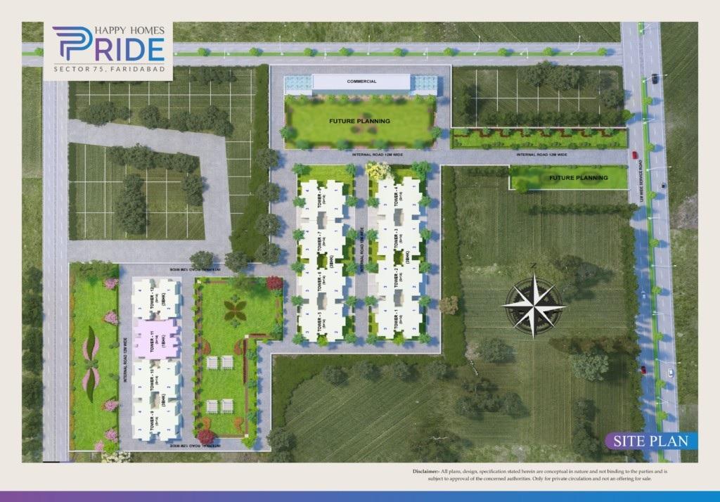 adore happy homes pride master plan image4