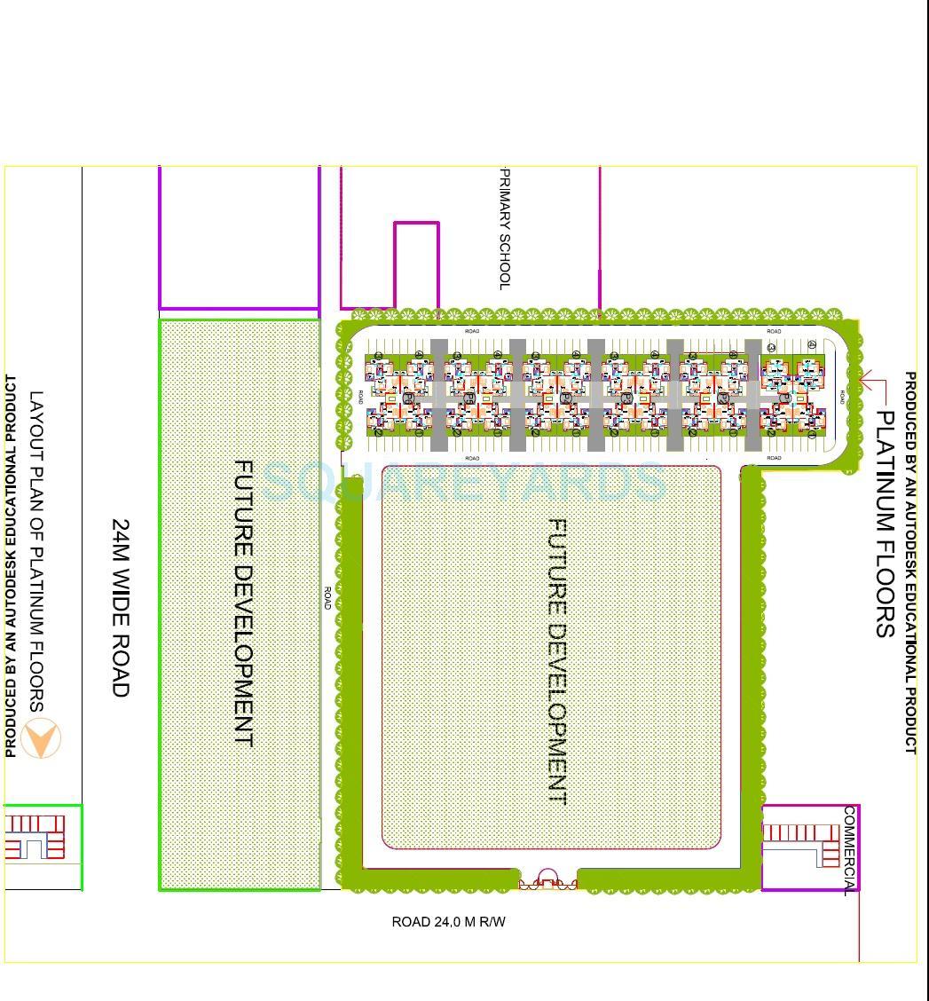klj platinum floors master plan image1