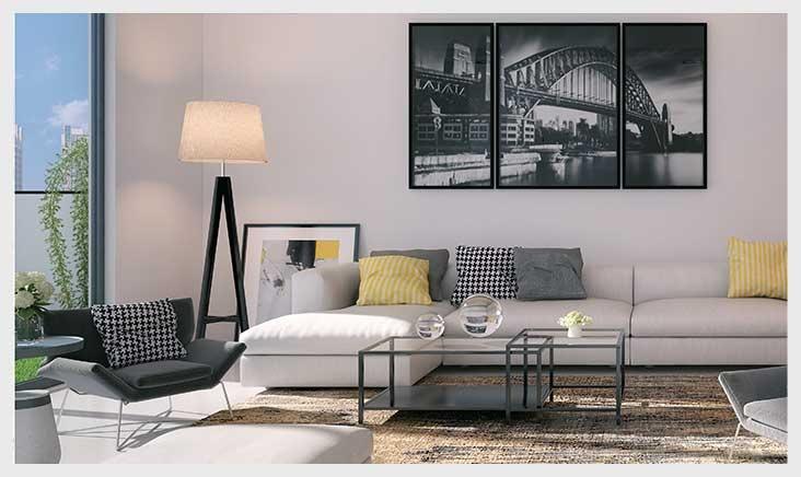 ajnara fragrance apartment interiors8