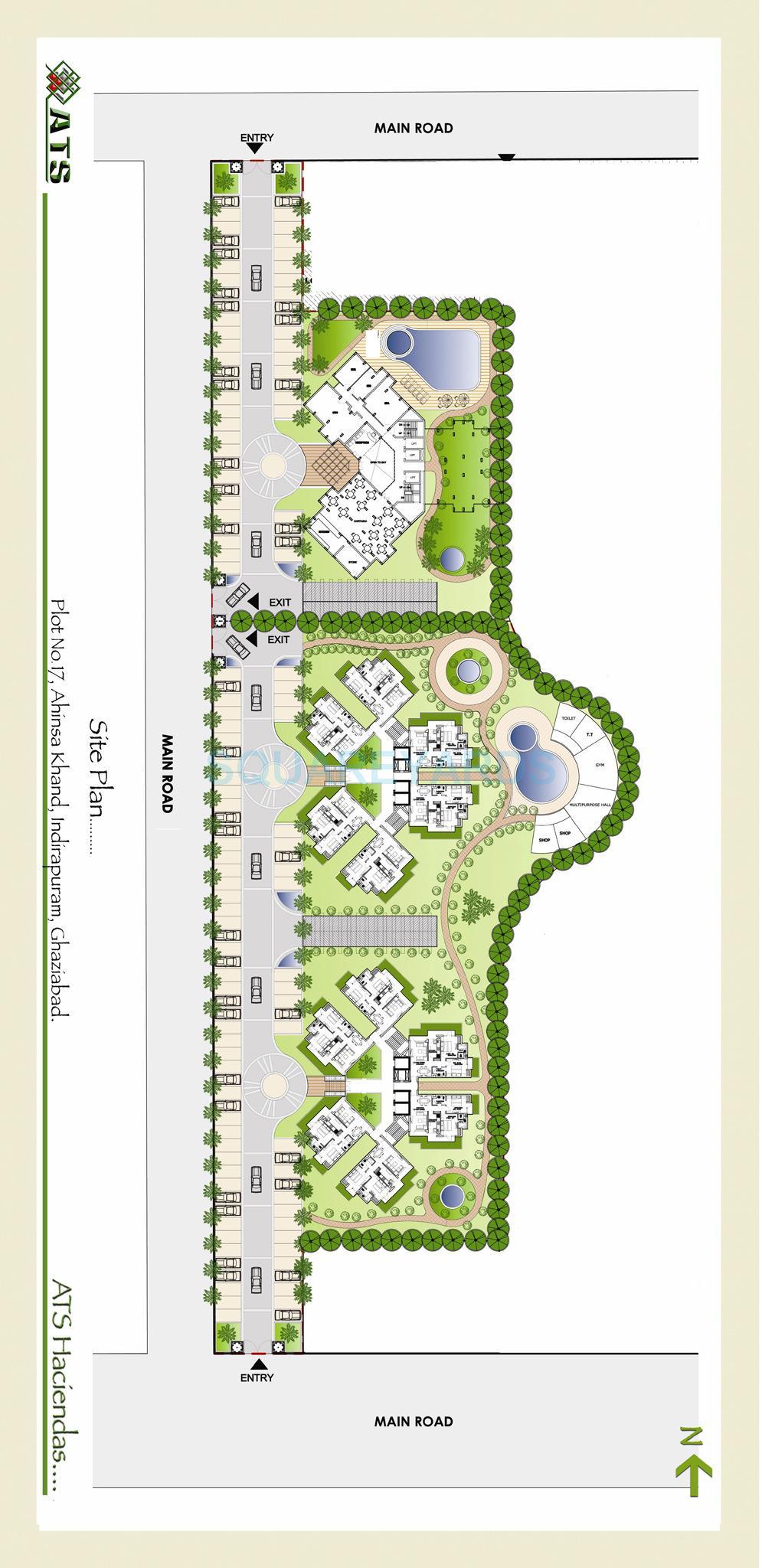 ats haciendas master plan image1