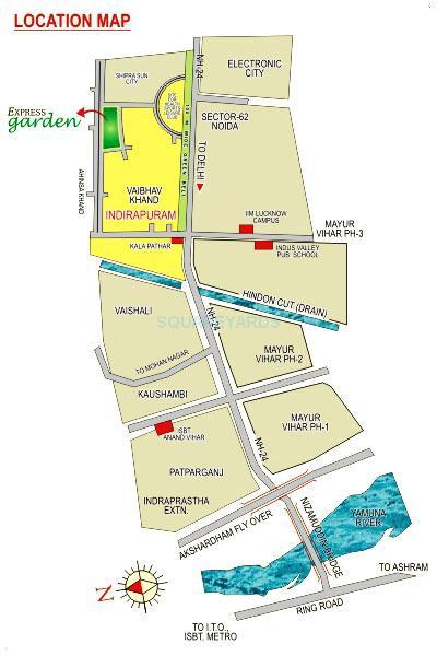 express garden location image1