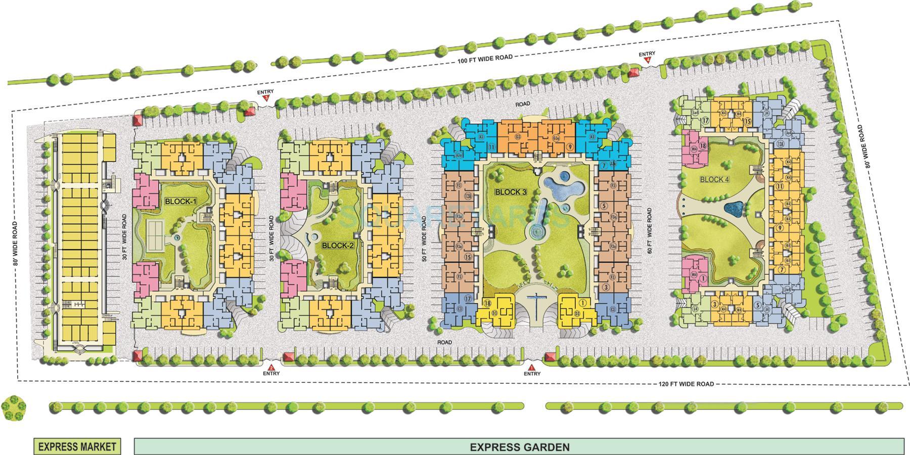 express garden master plan image1