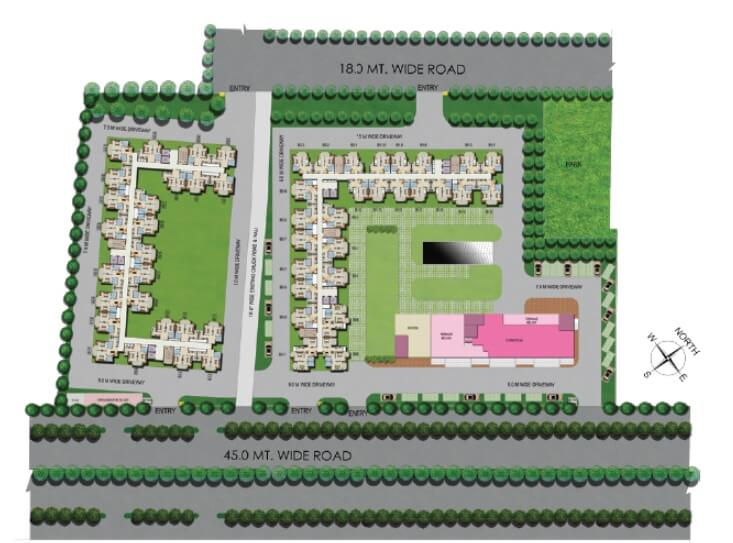 migsun one central master plan image1