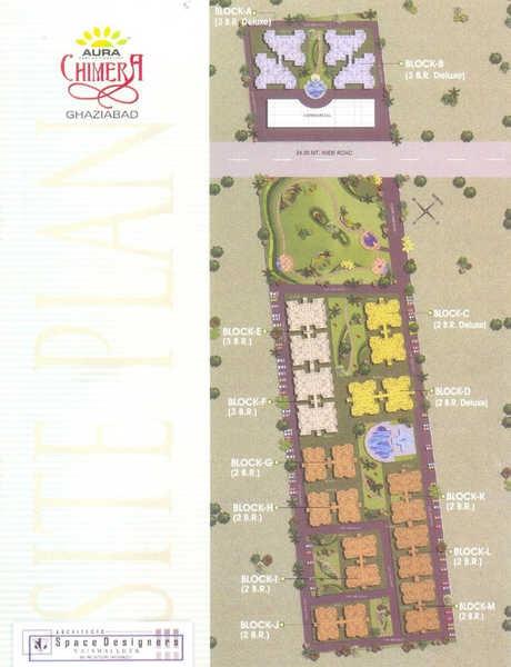 nitishree aura chimera project master plan image1