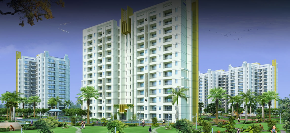 parsvnath exotica ghaziabad project tower view1