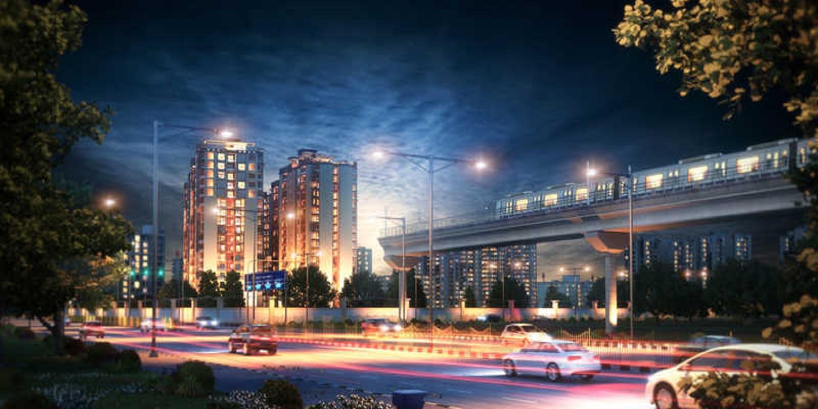 ramprastha platinum sky residency project project large image1