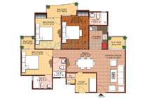 svp group gulmohur greens apartment 3bhk 1600sqft1