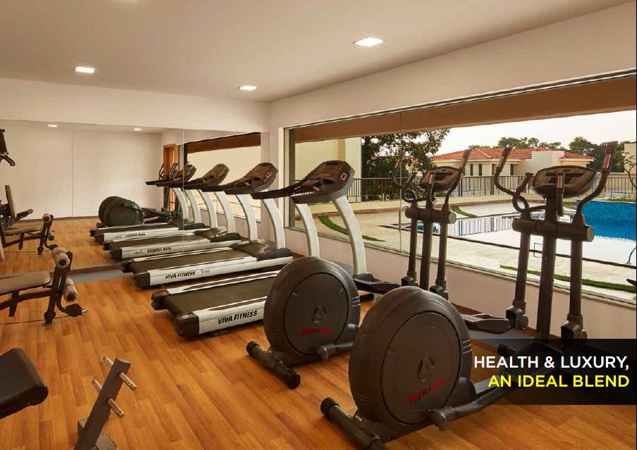 peninsula ashok beleza villa amenities features2