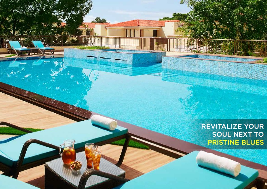 peninsula ashok beleza villa amenities features4