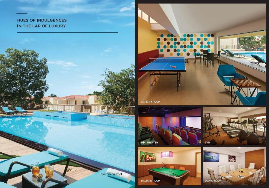 peninsula ashok beleza villa amenities features5