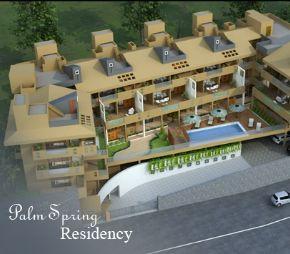 Divine Palm Spring Residency, Anjuna, Goa