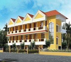 Nanu Sapana Imperial Row House, Betalbatim, Goa