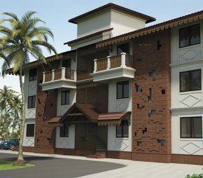 Palacio Asoka Vann, Socorro, Goa