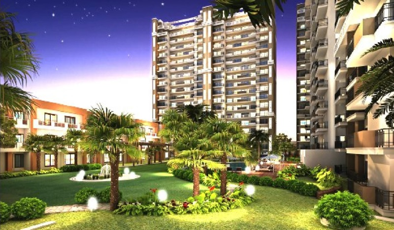airwil golf green avenue tower view5