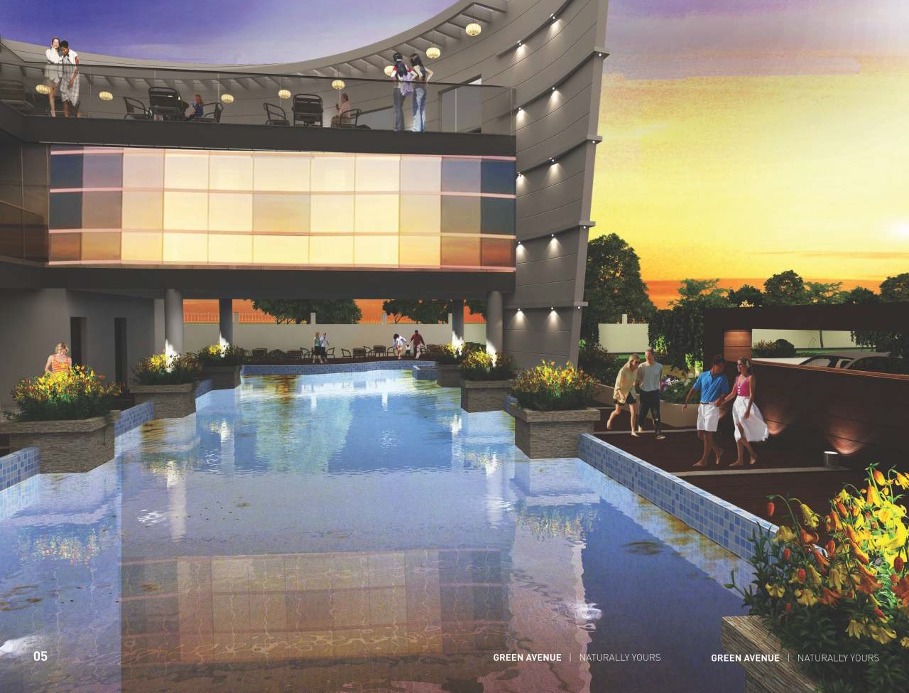 airwil green avenue amenities features9