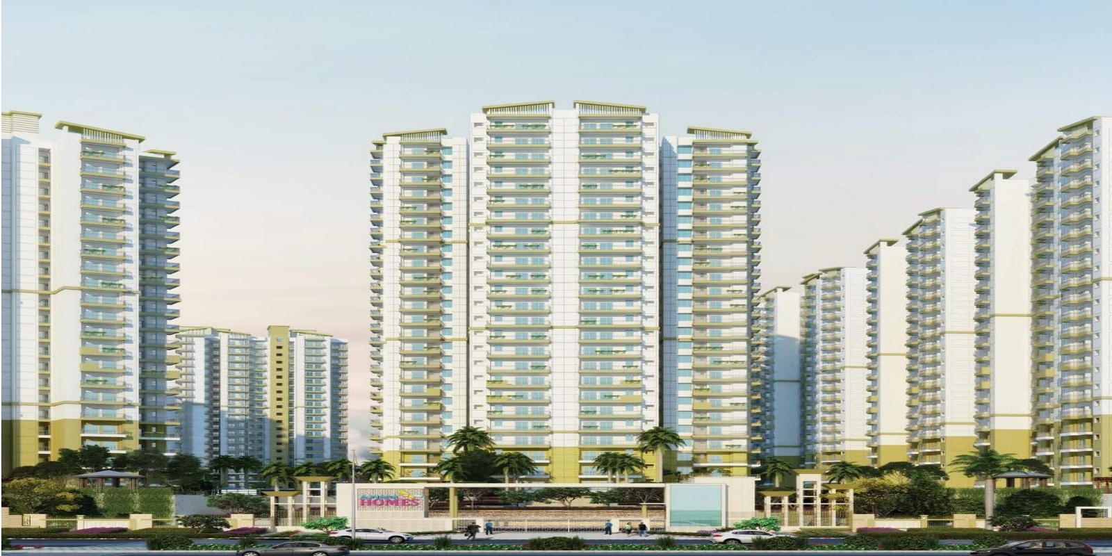 ajnara homes project project large image1