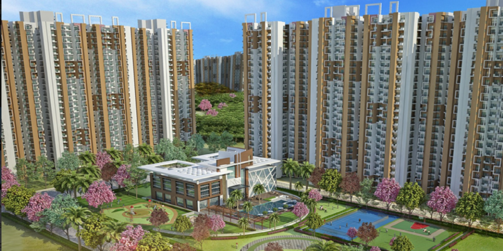 amrapali dream valley project project large image1