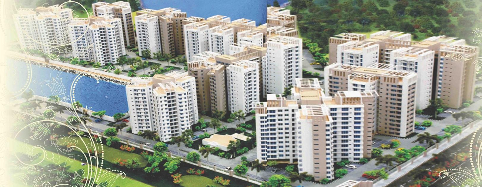 ansal api sushant megapolis fairway apartments i tower view6