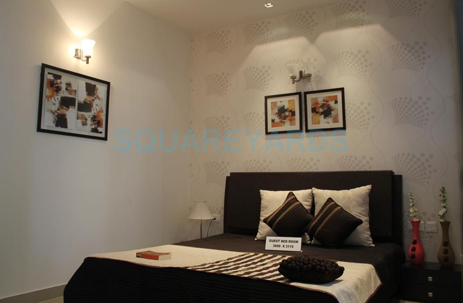 ansal api sushant megapolis paradise crystal apartment interiors6