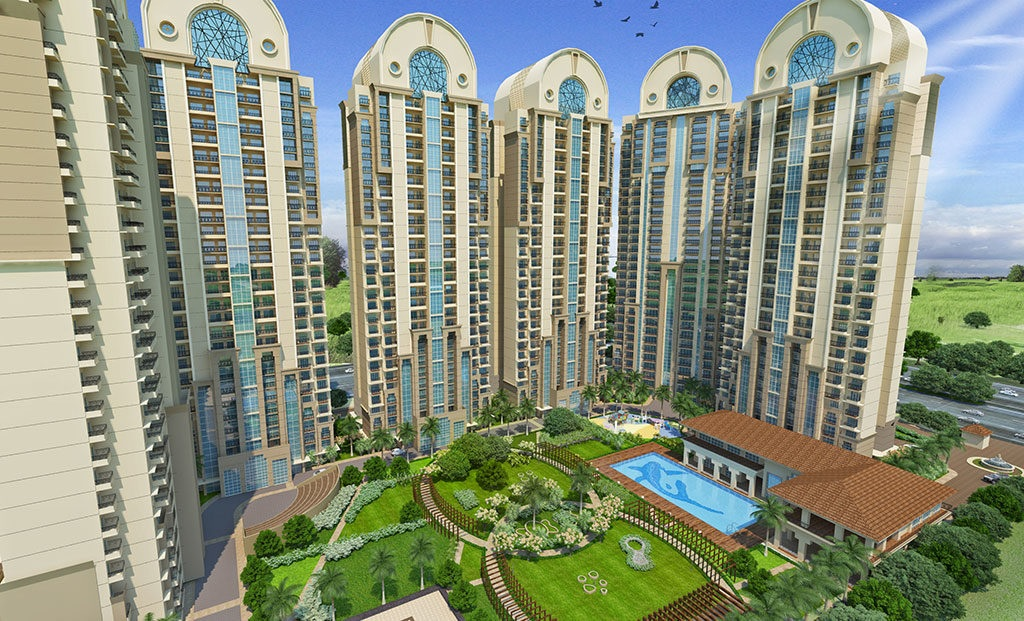 ats dolce tower view8