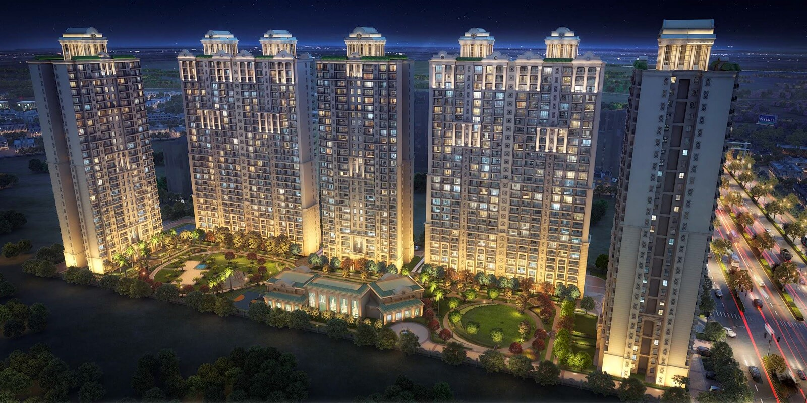ATS Rhapsody - Price Starting @ 75.60 Lac, 3 Beds BHK Floor Plans Available  in Sector 1 Greater Noida, Greater Noida