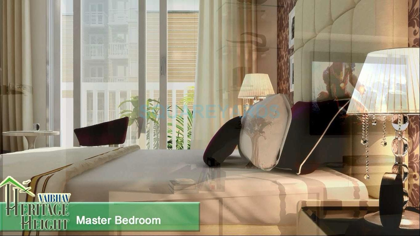 bsb vaibhav heritage height apartment interiors2