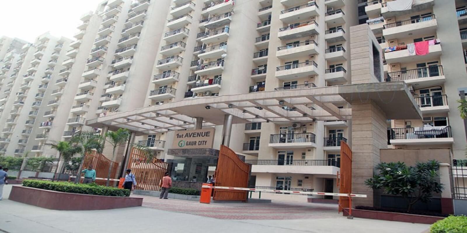 gaur city 1st avenue project large image6