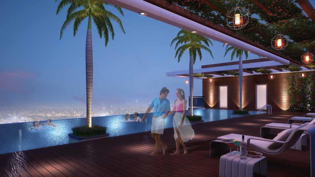gaur runway suites amenities features9