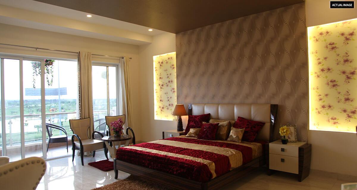 gaur yamuna city 16th park view apartment interiors1
