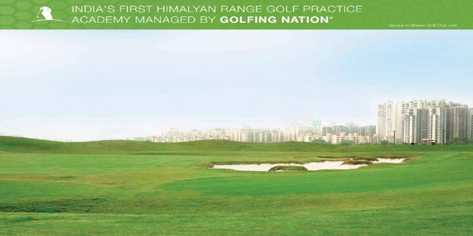 godrej golf link villas sports facilities image9