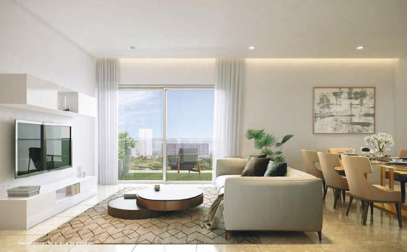 godrej golf links evoke apartment interiors9