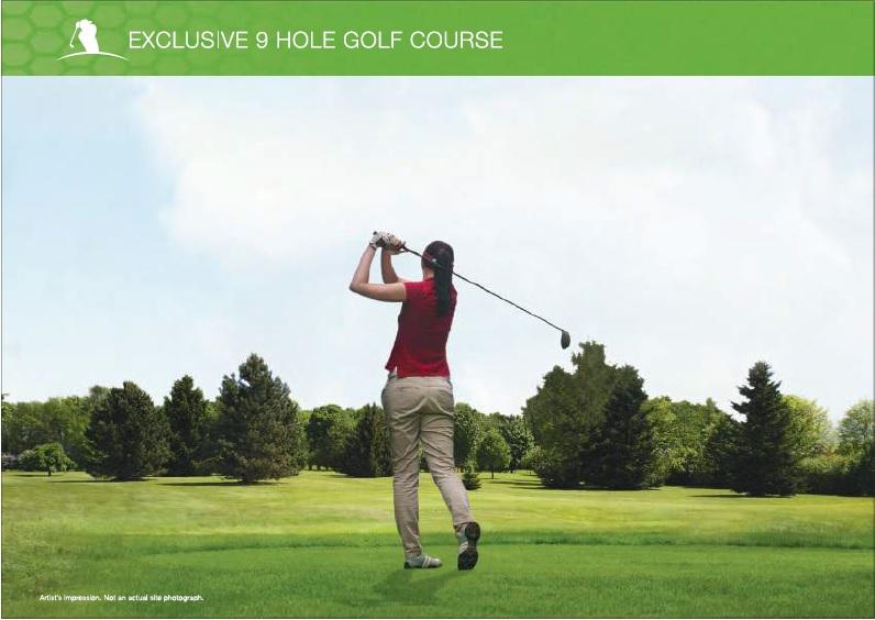 godrej golf links exquisite amenities features13