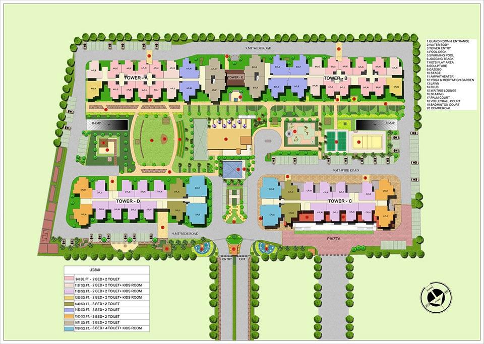 himalaya pride master plan image9