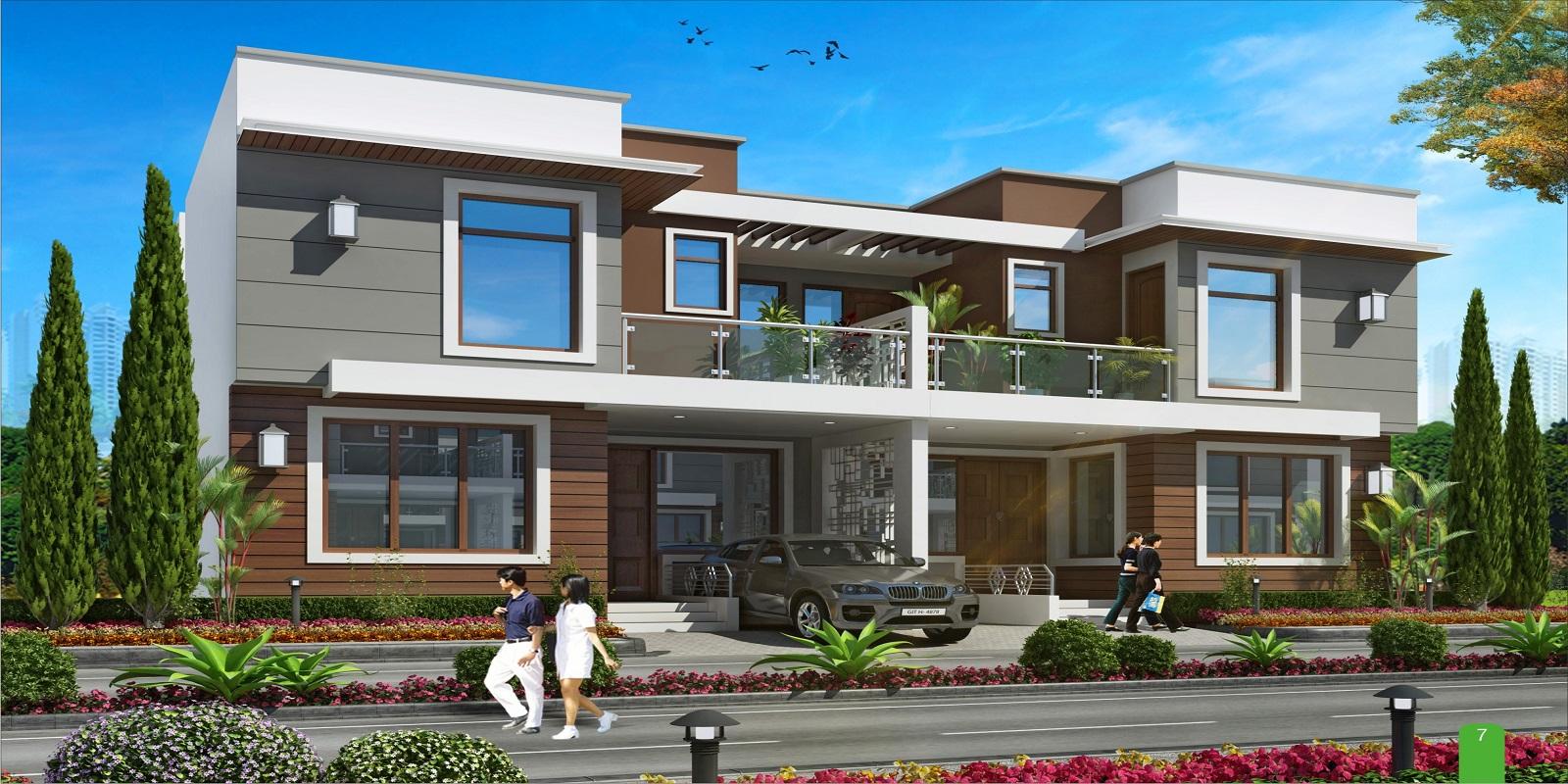 kingson green villa phase 2 project large image2