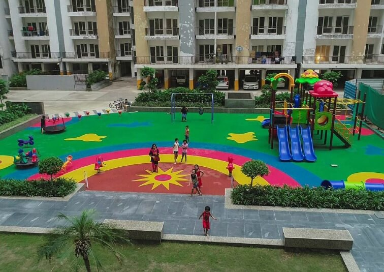 panchsheel greens ii amenities features2