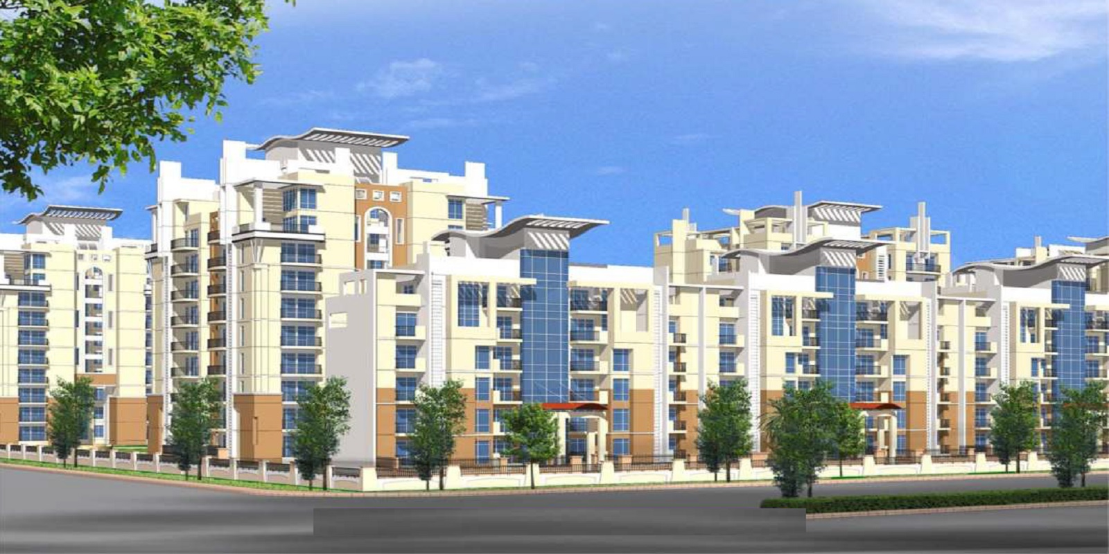 purvanchal silver city ii project project large image1