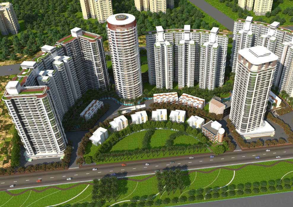 solitairian city turbo project tower view1