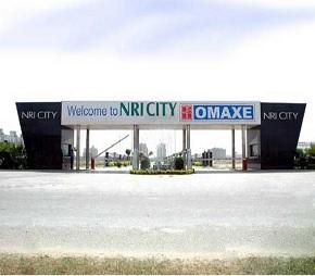 Omaxe NRI City Plots Flagship
