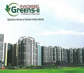 Panchsheel Greens II Flagship