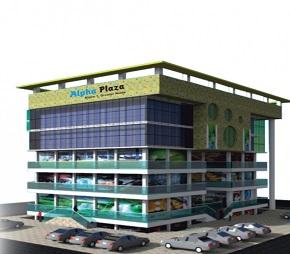SVG Alpha Plaza Flagship