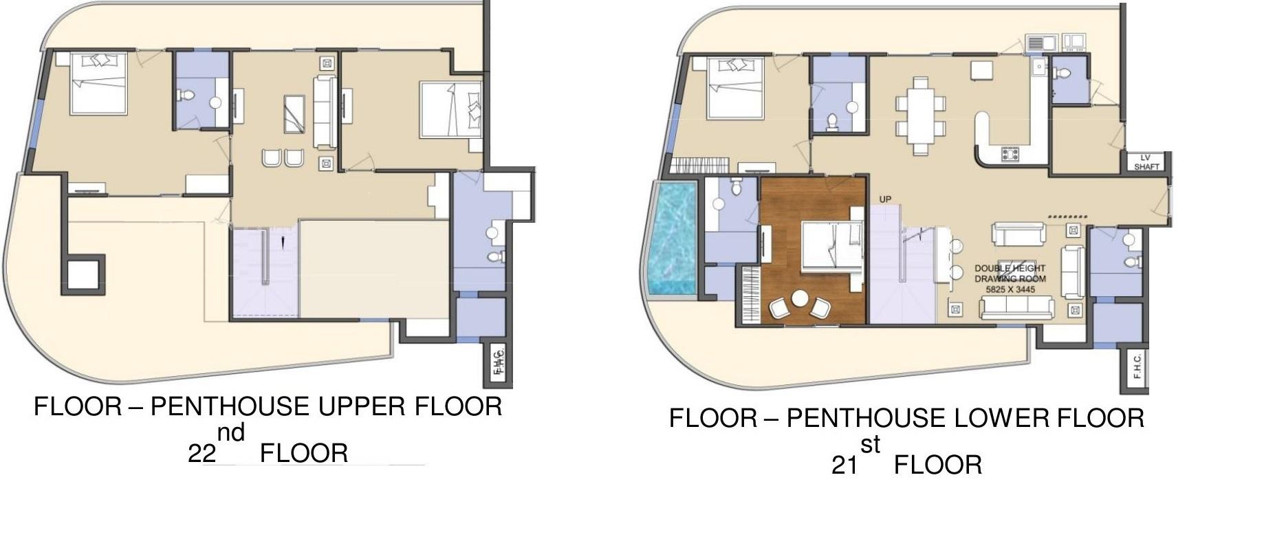 solitairian city turbo penthouse 4 bhk 3990sqft 20200323140353