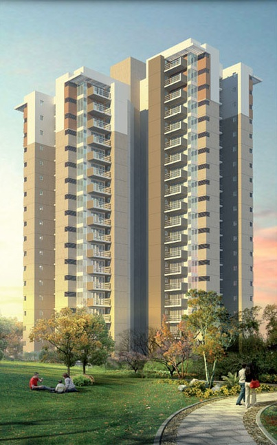 3c orris greenopolis tower view5