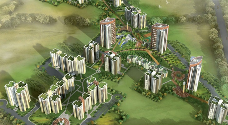 3c orris greenopolis tower view8