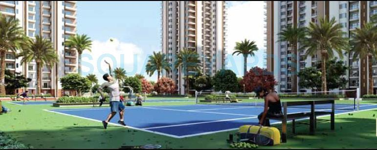 adani oyster grande sports facilities image1