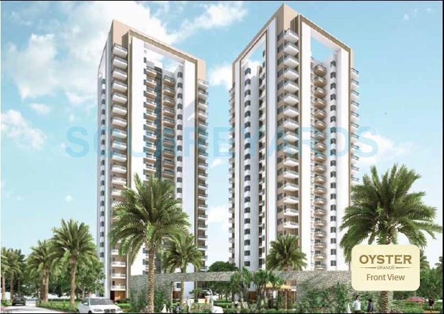 adani oyster grande tower view2