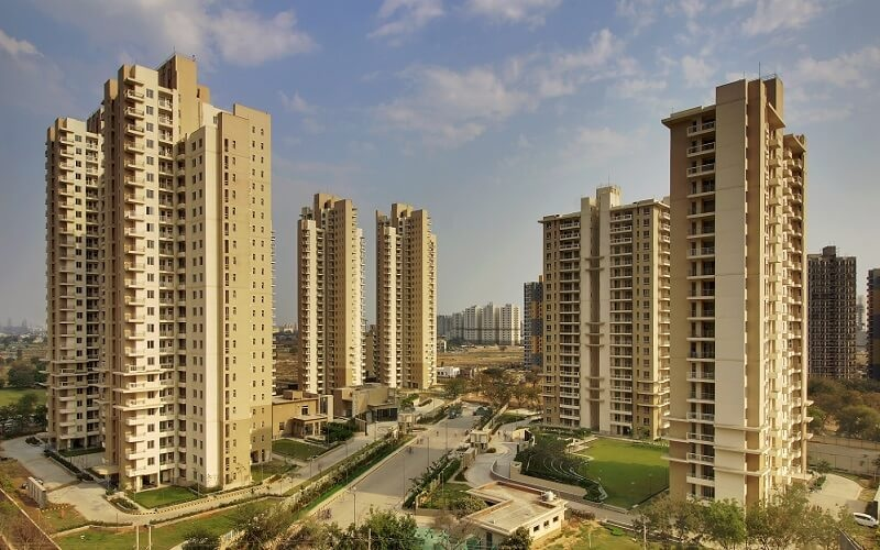 alpha g corp gurgaon one 22 tower view6