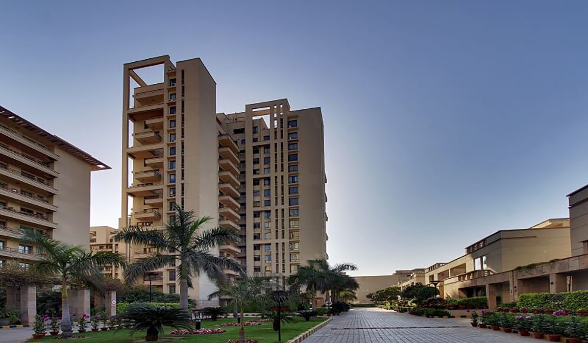 alpha g corp gurgaon one 22 tower view7