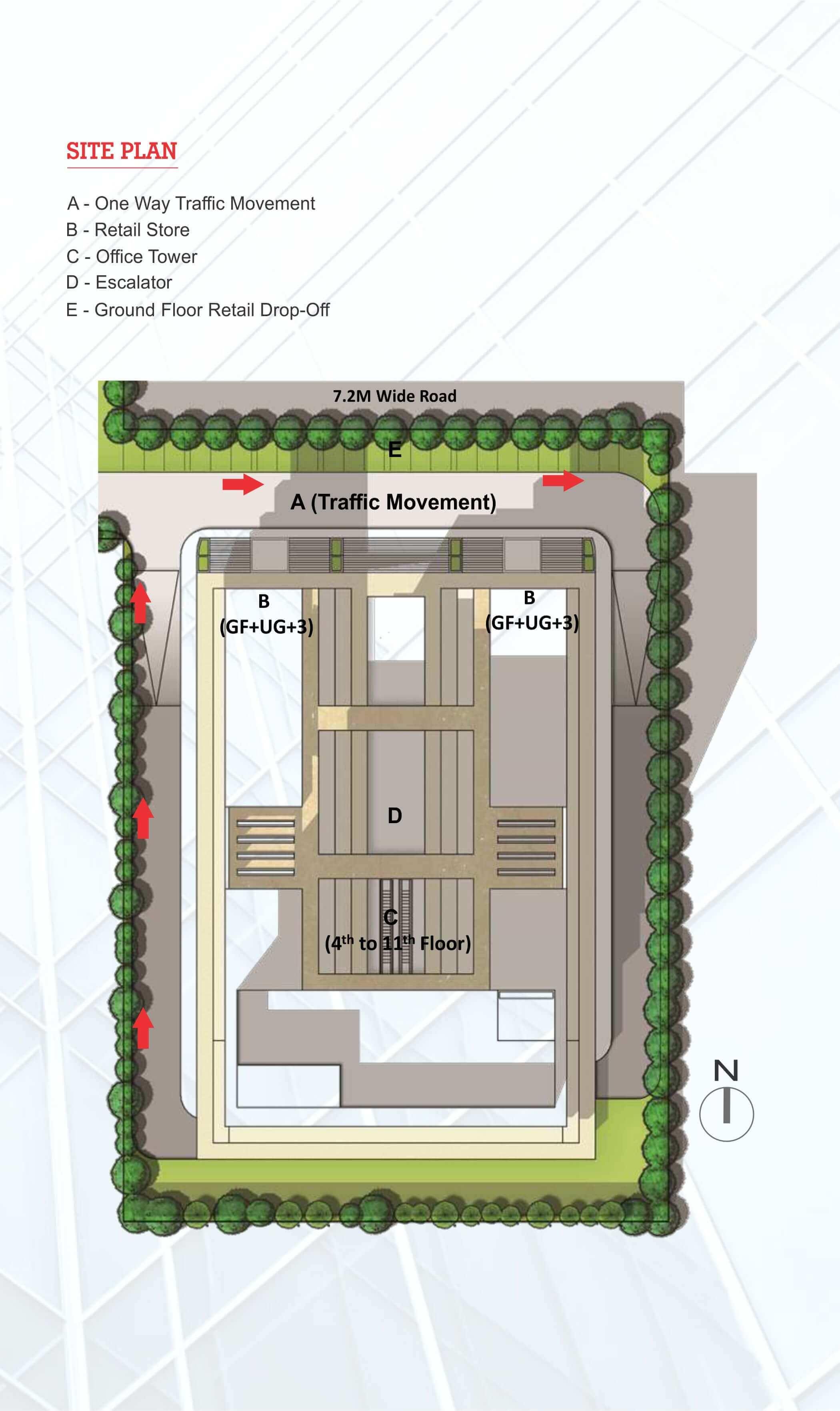 amour 81a venue master plan image1
