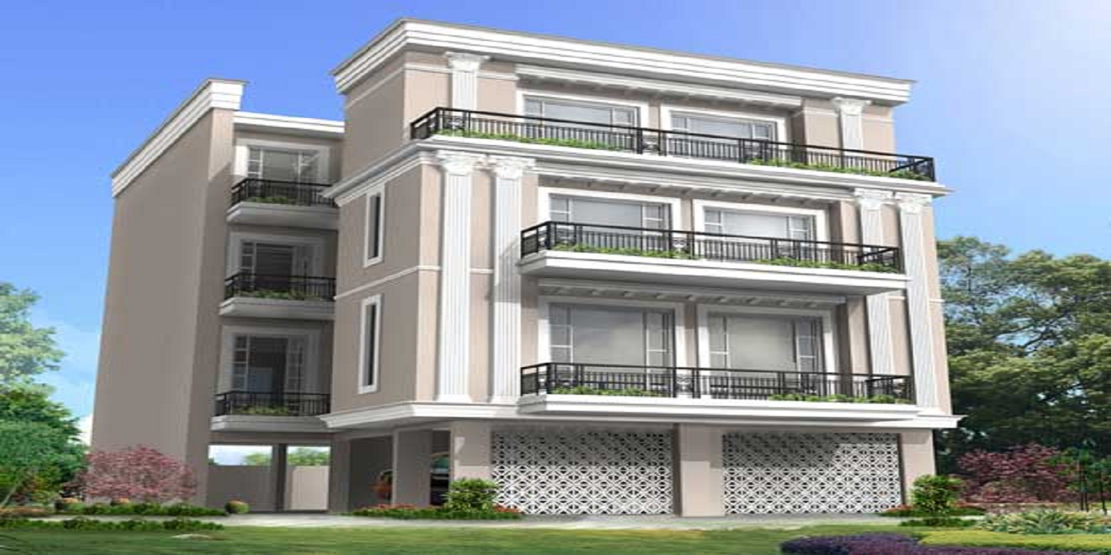 anant raj the estate floors project large image2